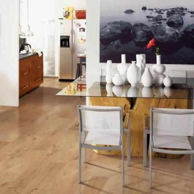 Home decorators collection natural worn oak 8 mm thick x 6 Home decorators collection flooring installation