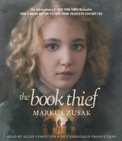 The Book Thief by Markus Zusak (English II: District)
