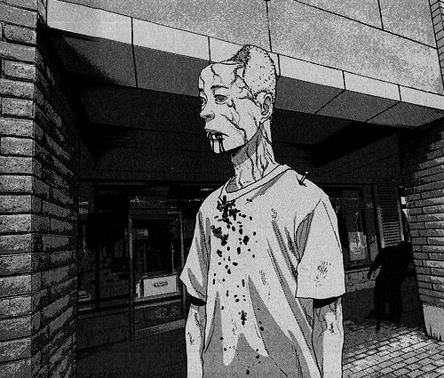 Mangareader Horror: 1000+ Images About Manga On Pinterest