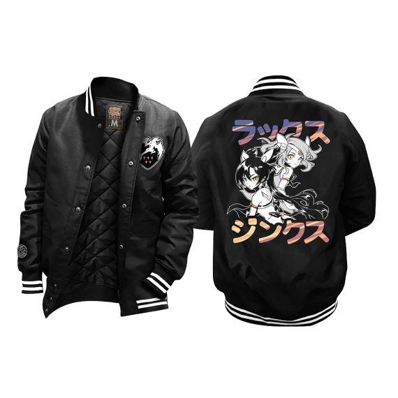 Riot Games Merch   Star Guardian Varsity Jacket (Unisex) - Hoodies & Jackets - Clothing