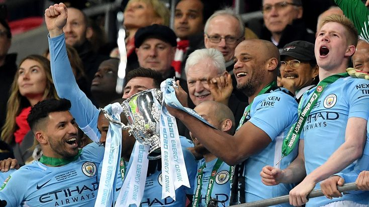 Guardiola praises winning mentality of old guard after Wembley success #News #Arsenal #ArseneWenger #CarabaoCup #ClubNews