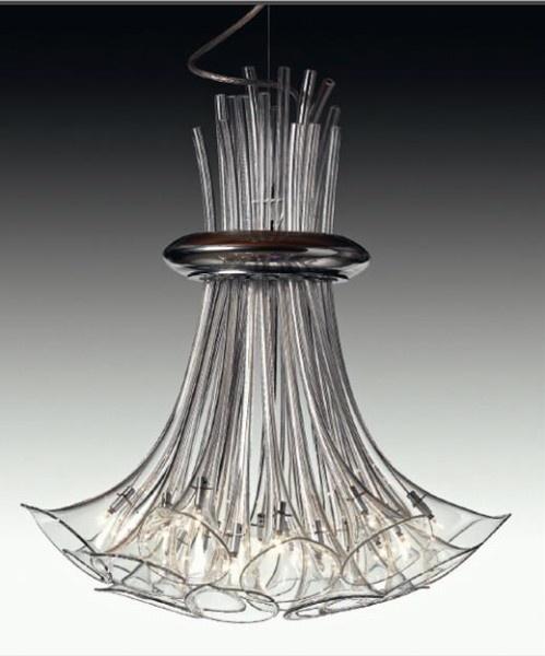 Lampadari cristallo moderni | LAMPADARI CRISTALLO
