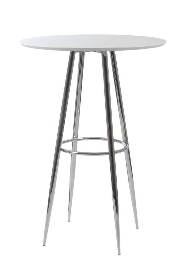 Euro Style   Bravo B Bar Table