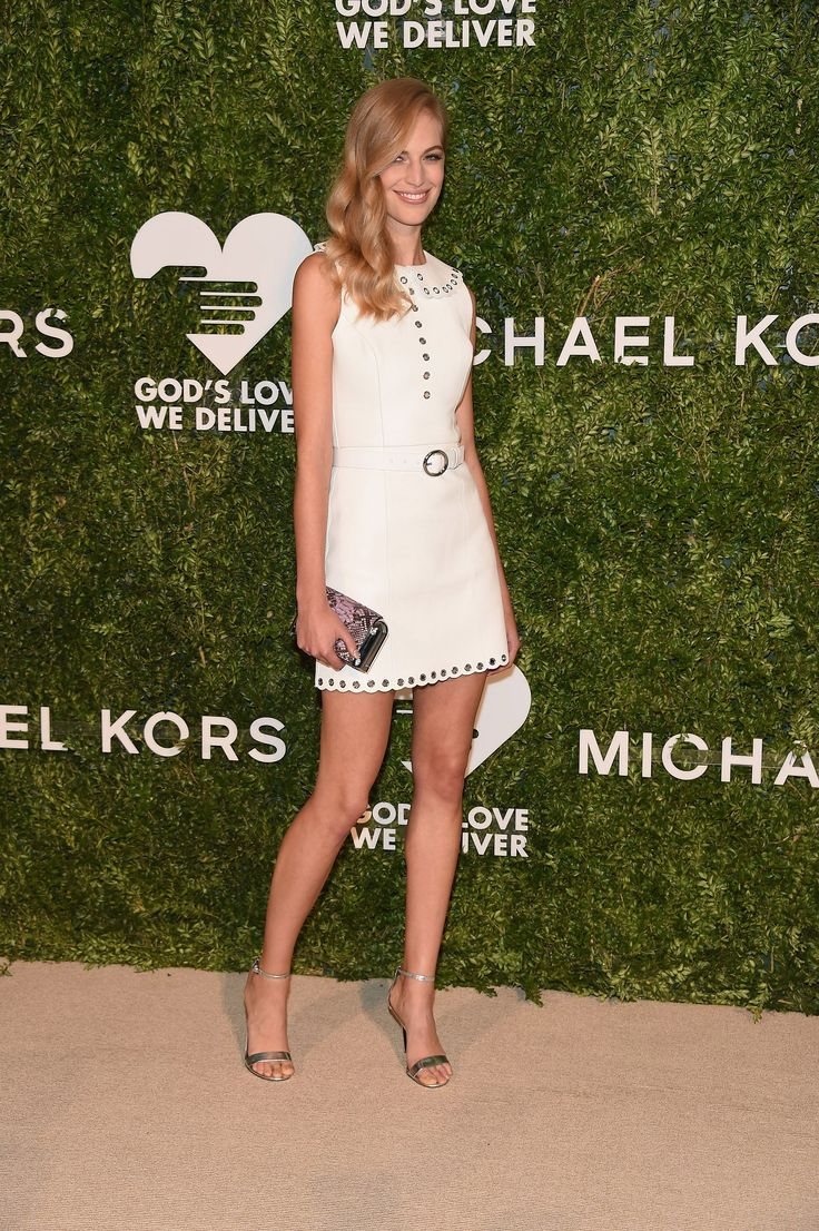 Vanessa Axente in Michael Kors Collection