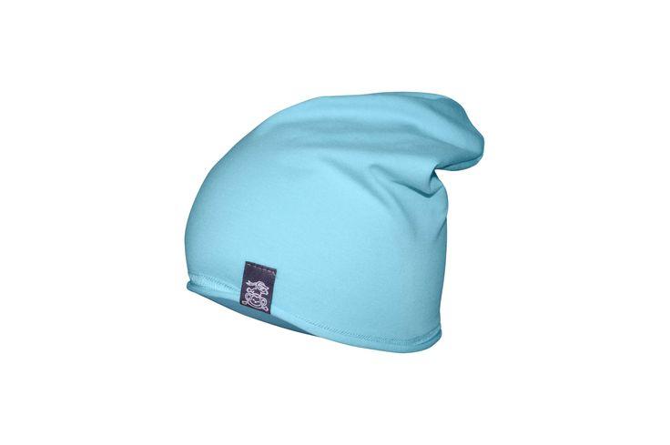 Czapka Lazur dłuższa czapeczka (typu smerfetka) wykonana z jednej warstwy najwyższej jakości, polskiej dzianiny. Miapka Design to rewolucja w świecie kurteczek dla Maluszków. Marka stworzona z myślą o najmłodszych, których wygoda jest dla mam bardzo ważna. czapki, dziewczynki