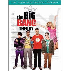 The Big Bang Theory: The Complete Second Season (With $5 VUDU Credit) (Widescreen): Seasons, Complete Second, Dvd, Movies, Bangs, The Big Bang Theory