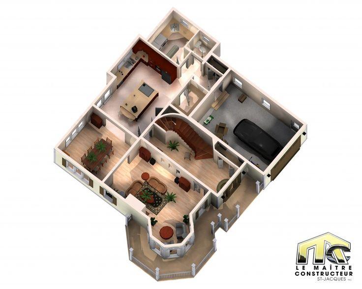 24 best Maisons de rêve images on Pinterest Dream houses