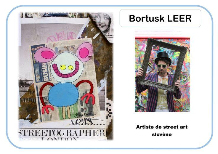 Bortusk Leer - Portrait d'artiste