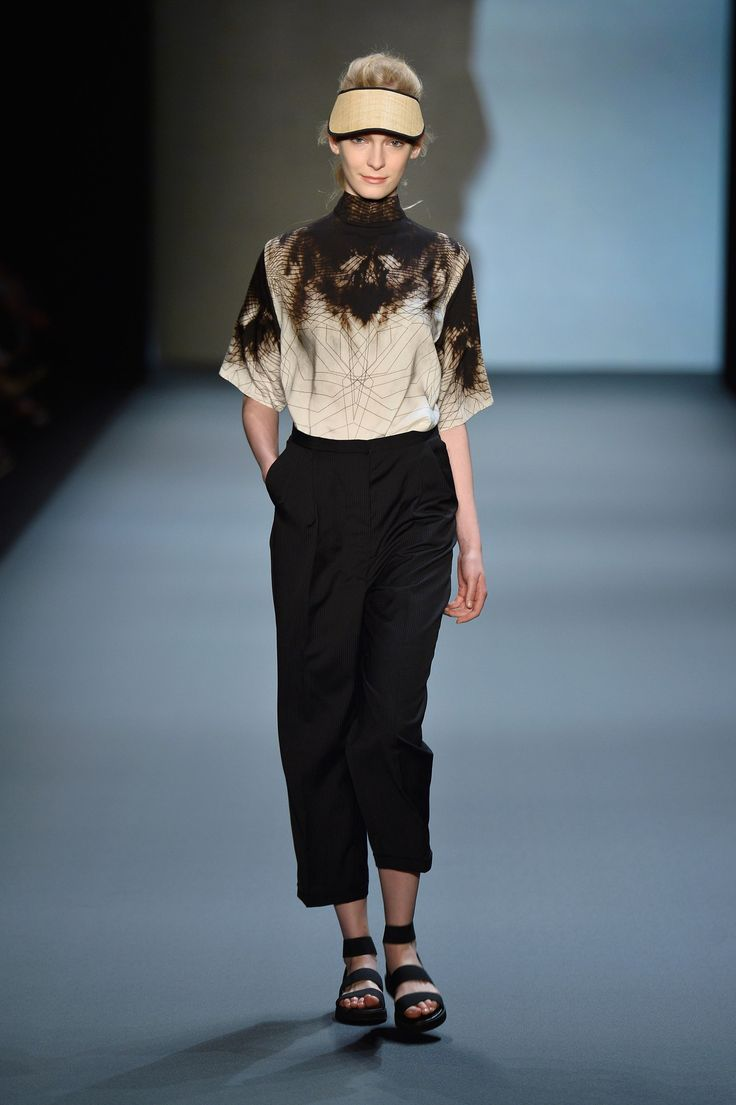 Look 9: Strike Shirt with Sharp Trousers
