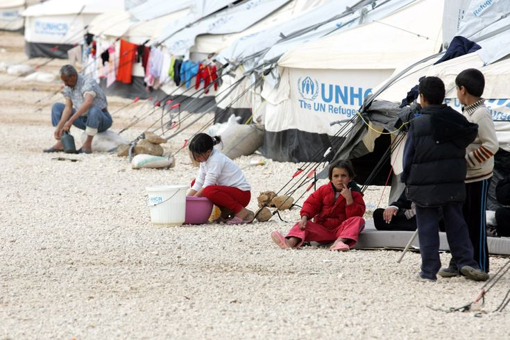 8/2/2016 SYRIA: Syrian refugee camp in Turkey who hosts 2.5 million Syrian refugees.  After 5 years of civil war, the EU is assessing response to Syrian refugee crisis.