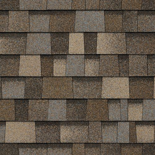 Owens Corning Roofing: Shingles - TruDefinition® Duration® Designer Colors Collection: Sand Dune