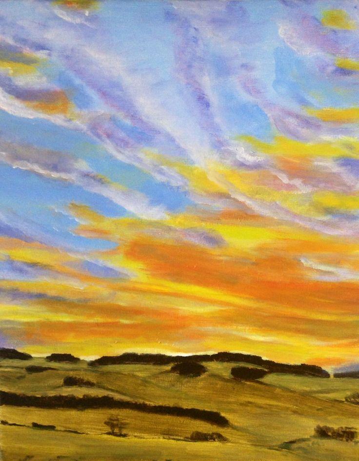 Sunrise By Belinda Laurie