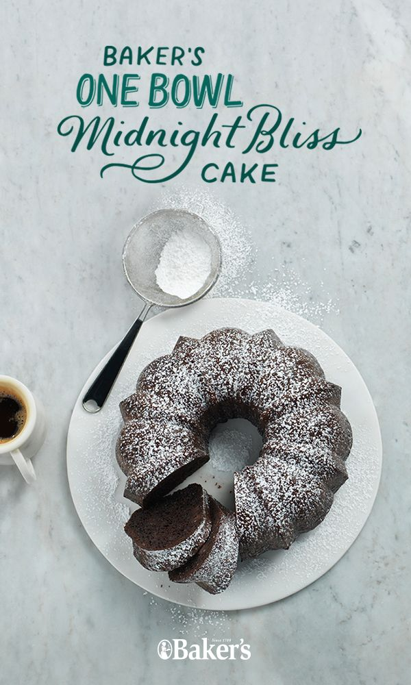 Kraft Chocolate Bundt Cake