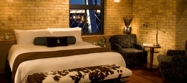 Milwaukee Hotel Accommodations :: The Iron Horse Milwaukee Hotel