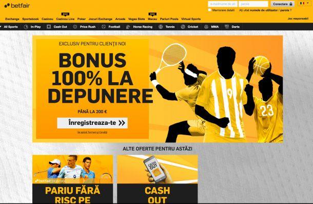 Articole Pariuri sportive pe PariuriX.com: Nu deschide cont la agenția de pariuri Betfair până nu afli asta!