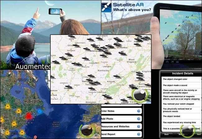6 Aplikasi yang Mampu Mencari Keberadaan UFO [Download]