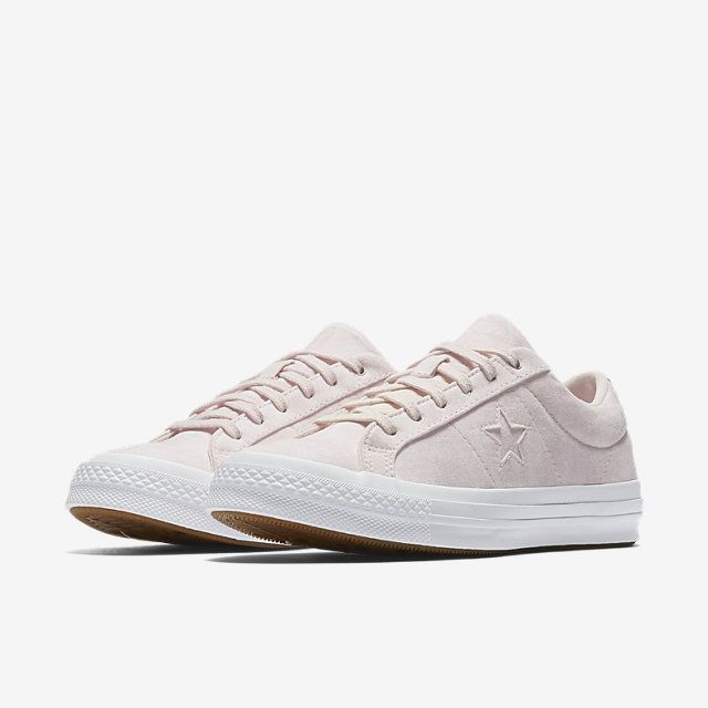 Converse One Star Peached Wash Low Top
