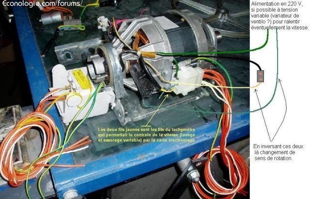 Probleme De Mise En Marche Moteur Machine A Laver Page 2 Moteur Machine A Laver Machine A Laver Moteur