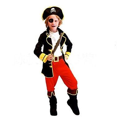 uno niños piratas ojo del traje de halloween - EUR € 49.99