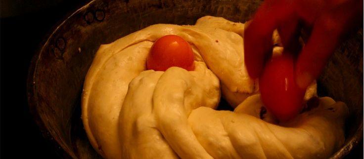 Che cosa sono il pistus o la cuddura? I piatti tradizionali di #Pasqua