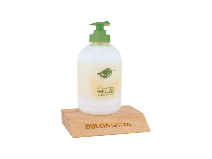 Dulcia Natural výživná čistící emulze 300 ml