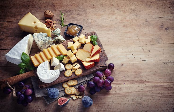 Build a Killer Cheese Board   Journal by Fab