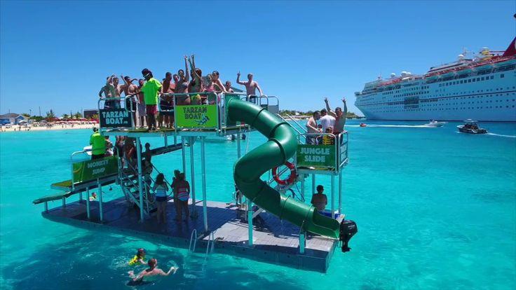 Island Life Adventure Videos - Tarzan Boat