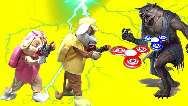 PAW Patrol Mission Paw Full Episodes Superheroes   Paw Patrol Power Rang...