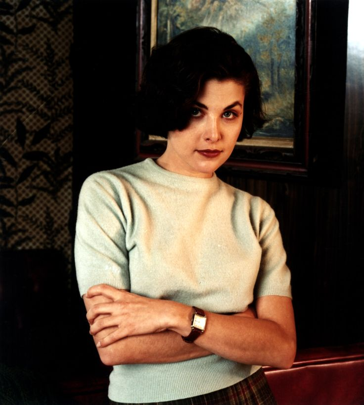Audrey Horne | Style icons | Pinterest