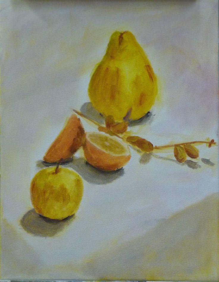 Acrilico sobre tela (30x40) 100 Acrylic on canvas (30x40) 100