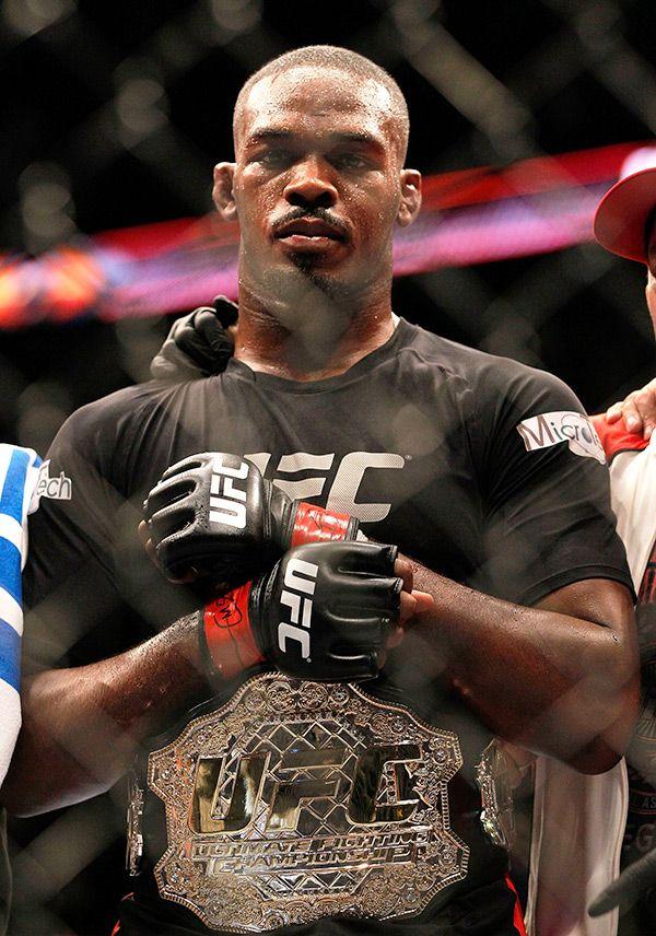 Jon Jones Stripped Of UFC Title, Loses Endorsements AfterArrest