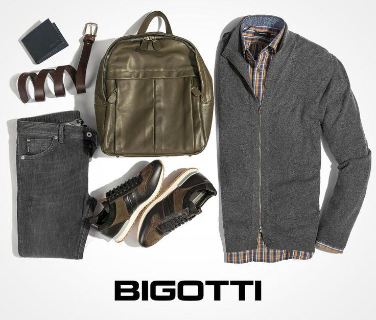 #Urban #look www.bigotti.ro #moda #barbati #stilmasculin #mensfashion #menswear #mensclothing #mensstyle #ootd #ootdmen #fashiontag #inspiration #cool #modern #wardrobe #grey #neutrals