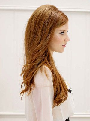 Bouffant Hair Tutorial via @Elizabeth Anne Designs