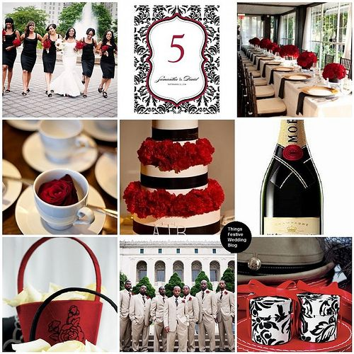 Red And Black Wedding Cakes Ideas: 80 Best Images About Winter Wedding Ideas On Pinterest