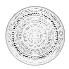 Kastehelmi Plate Large Clear, $59.38, now featured on Fab.