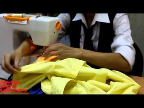 Шьем блузку из мужской рубашки by studiovirap