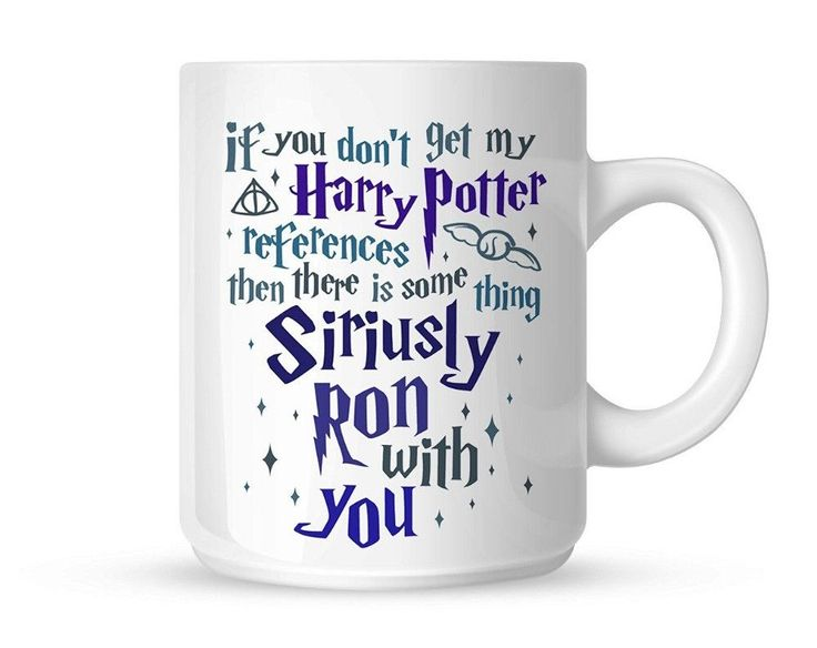 Harry Potter Custom Coffe Mug,
