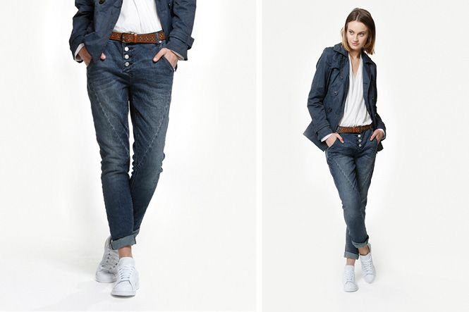 Welcome Levy blue! Neue Jeans, neuer Look! - http://blog.opus-fashion.com/welcome-levy-blue-neue-jeans-neuer-look/