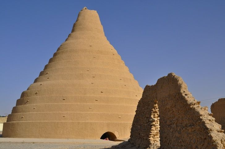 Iran's Ancient Ice Houses Showcase Sustainable ...