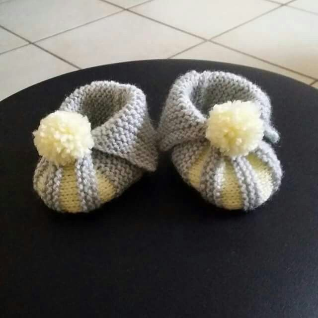 Adorable chaussons citrouille... ...