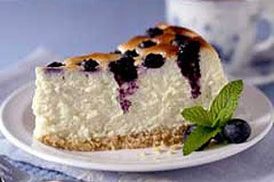 If you haven't tried Blueberry Crown Cheesecake, you may want to fix that!