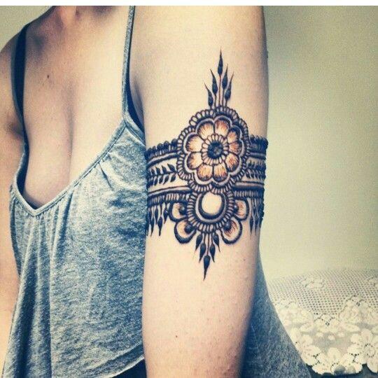 Mehndi Designs Arm Bands : Pin by a za on henna tattoos pinterest hennas
