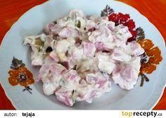 """Salát ,,Sloní žrádlo"""" recept - TopRecepty.cz"""