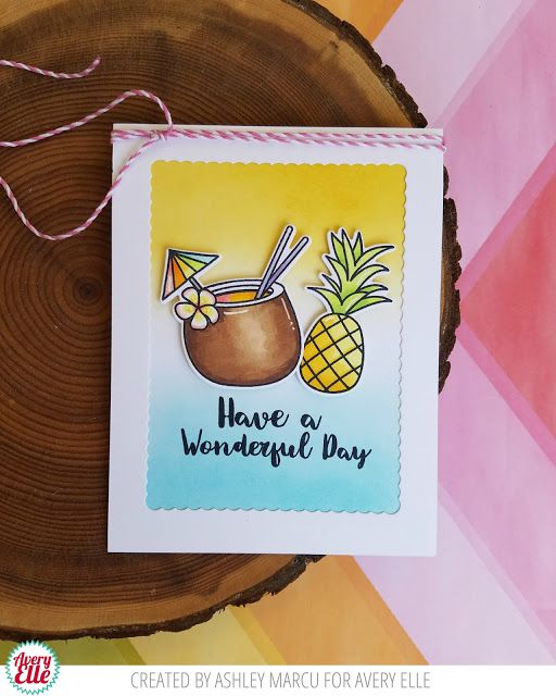 Cherry Hill Design: Avery Elle Summer Release Blog Hop! | have a wonderful day