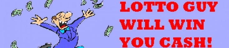 Lotto Guy Lottery System | If You Play The Lotteries Play To Win!