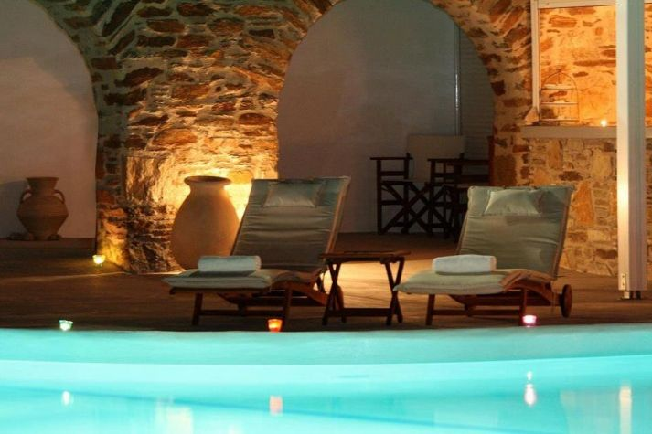 PINO DI LOTO Luxury Apartments, Syros Island - Greece | Living Postcards - The new face of Greece