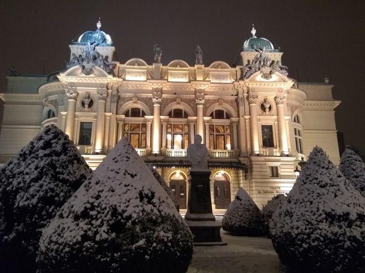 Teatro de Cracóvia PL 09)02/2018
