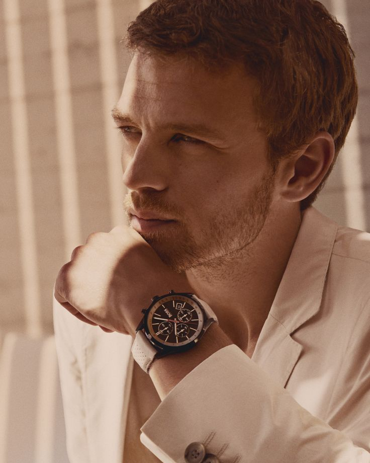Perfect timing: Complete your Spring/Summer look with sporty new BOSS watches #SummerOfEase