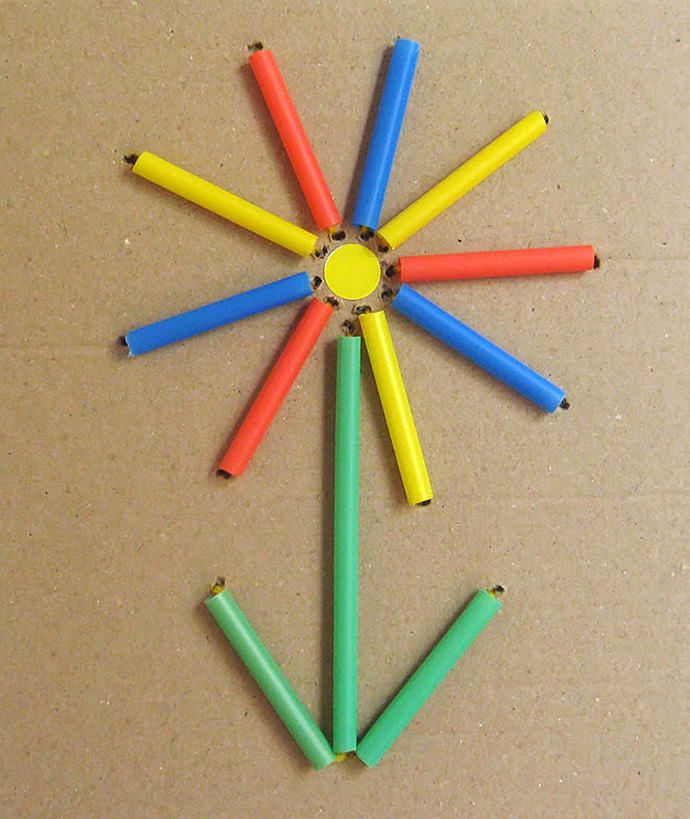 1247 best images about sunday school on pinterest for Plastic straw art