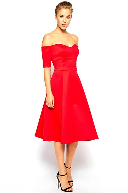 The Broke Girl's Guide To Holiday Party Dresses #refinery29  http://www.refinery29.com/cheap-holiday-dresses#slide2
